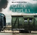 Czerń i purpura - audiobook