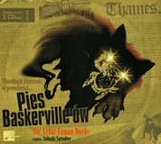 : Pies Baskerville'ów - audiobook