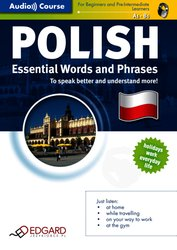 : Polish Essential Words and Phrases - audiobook